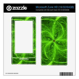 Flower of LIfe Zune HD Decal