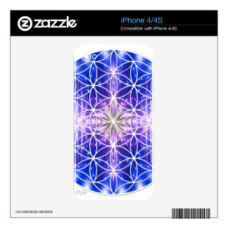 Flower of Life Skins For The iPhone 4S