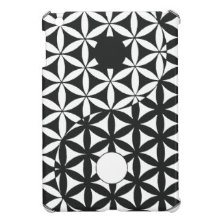 Flower of Life Space Time Yin Yang iPad Mini Case