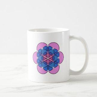 Flower of Life Sparkle Mugs