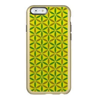 Flower of Life - stamp pattern - BG 3 Incipio Feather Shine iPhone 6 Case