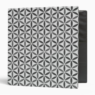 Flower of Life - stamp pattern - BG 5 Binder