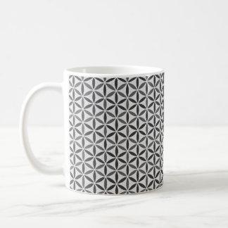 Flower of Life - stamp pattern - BG 5 Coffee Mug