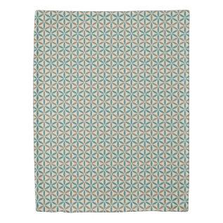 Flower Of Life - Stamp Pattern - Hg 1 Duvet Cover at Zazzle