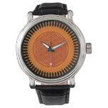 Flower of Life - Sun Spirograph Wrist Watch