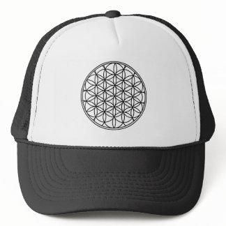 Flower of Life Trucker Hat