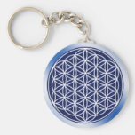 Flower Of Live / Heaven Keychain at Zazzle