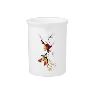 Flower of love drink pitcher