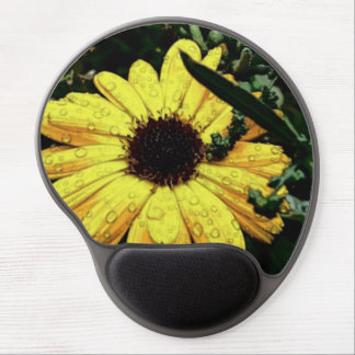 Flower of Love Gel Mouse Pads