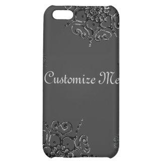Flower Of Love (Henna) (Silver/effect) iPhone 5C Case