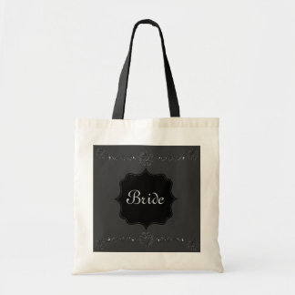 Flower Of Love (Henna) (Silver/effect) Tote Bag