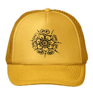 Flower Of Love (Henna) Trucker Hat