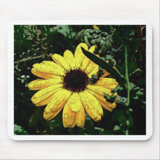 Flower of Love Mouse Pad