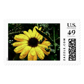 Flower of Love Postage