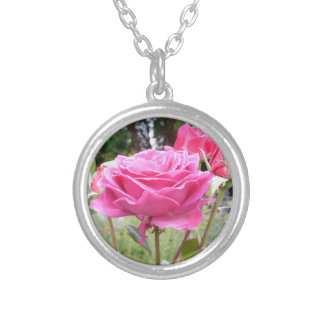 Flower of Love Rose Necklace