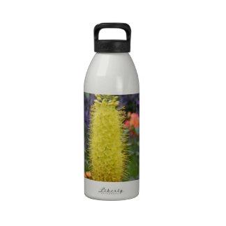 Flower of Love Reusable Water Bottles