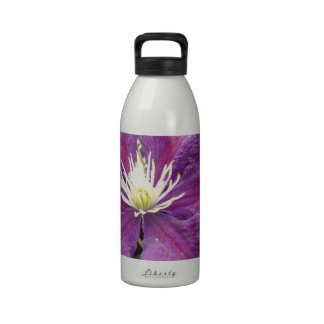 Flower of Love Water Bottle