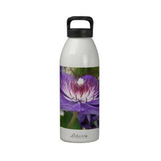 Flower of Love Reusable Water Bottle