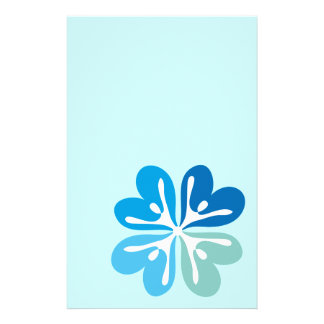 Flower of Peace and Joy Stationery