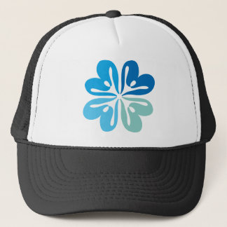 Flower of Peace and Joy Trucker Hat