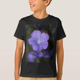 Flower of perennial or blue flax T-Shirt
