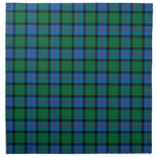 Flower Of Scotland National Tartan Cloth Napkin