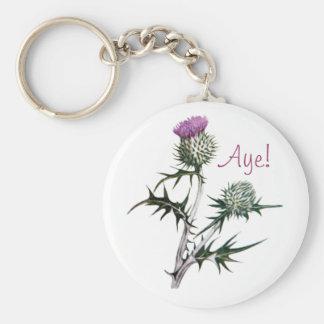 Flower of Scotland Scottish Independence Keyring