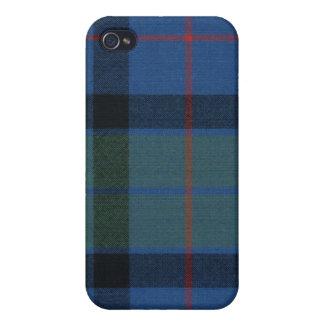 Flower of Scotland Tartan iPhone 4 Case