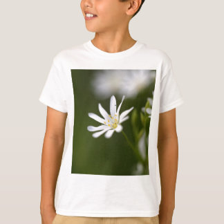 Flower of the  greater stitchwort T-Shirt