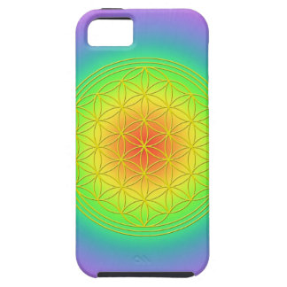 Flower of the life Chakra 1 iPhone SE/5/5s Case