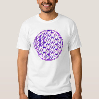 Flower of the life/Flower OF Life | pink blue Shirt