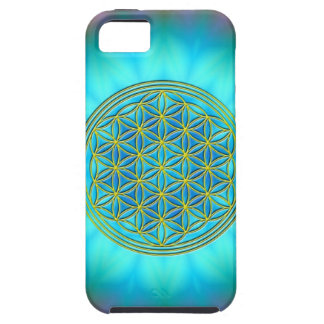 Flower of the life motive 11 iPhone SE/5/5s case