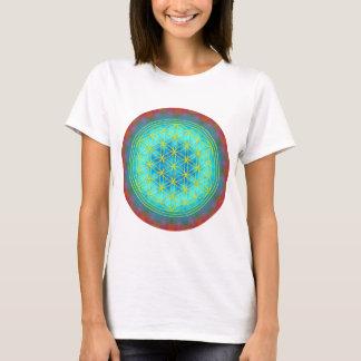 Flower of the life motive 11 T-Shirt