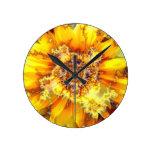 Flower of the Sun - Clock