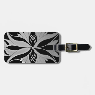 Flower of Victoria Bag Tag