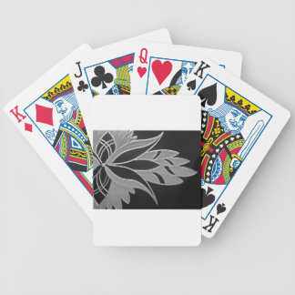 Flower of Victoria Bicycle Playing Cards