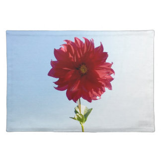 Flower on the Sky Place Mats
