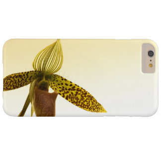 Flower Orchid Slipper Barely There iPhone 6 Plus Case