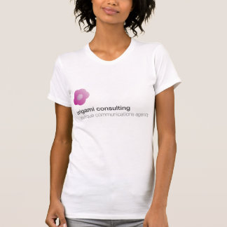 Flower - Origami Consulting Shirts