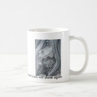 Flower-Original Art By Sherry Wray Coffee Mug