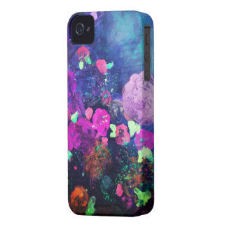 Flower Painting Iphone Case iPhone 4 Covers