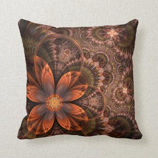 Flower Paisley Decorative Pillow
