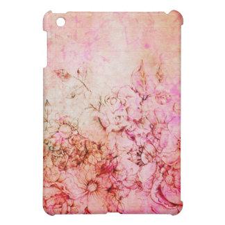 Flower Paper 1 -  Savvy Matte iPad Mini Case