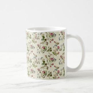 Flower Paper Iamge Coffee Mug