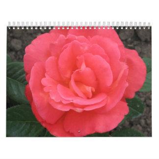 Flower Paridise Wall Calendars