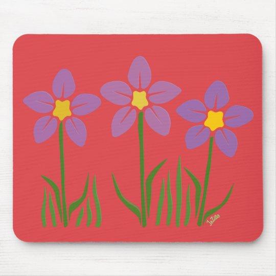 Flower Patch Mousepad