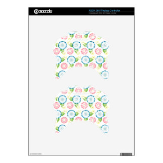 Flower Patch Xbox 360 Controller Skins