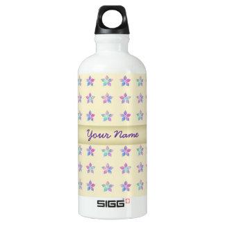 Flower Patch Yellow Pattern SIGG Traveler 0.6L Water Bottle