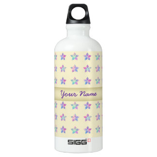 Flower Patch Yellow Pattern SIGG Traveler 0.6L Water Bottle