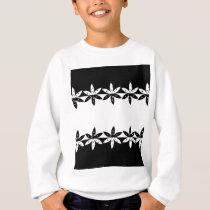 flower pattern 1 sweatshirt